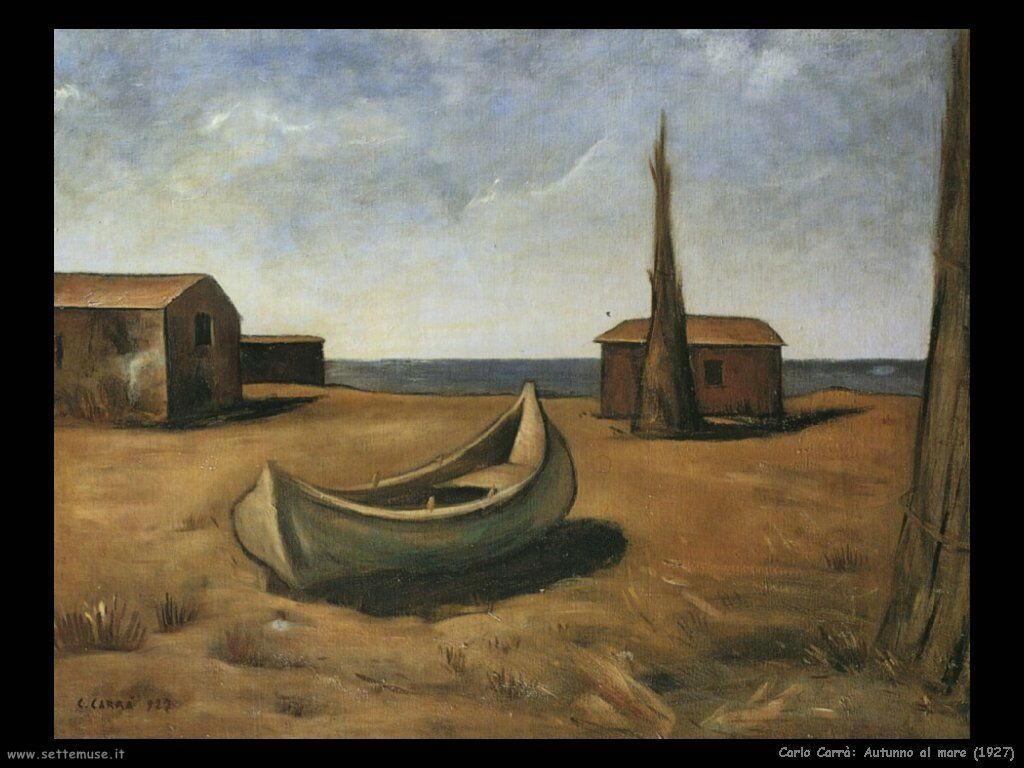 Autunno al mare (1927)