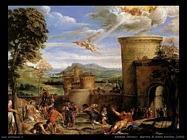 martirio di santo stefano 1604