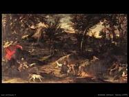 caccia 1595
