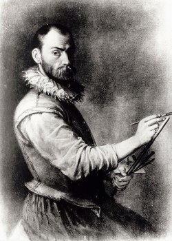 Ritratto di Annibale Carracci