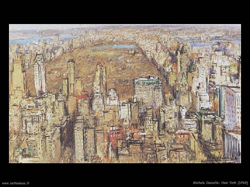 Michele Cascella New York (1960)