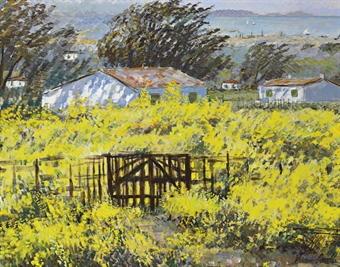 Pittura di Michele Cascella