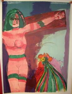 Pittura di Bruno Cassinari