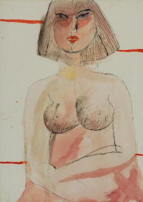 Ritratto di Bruno Cassinari