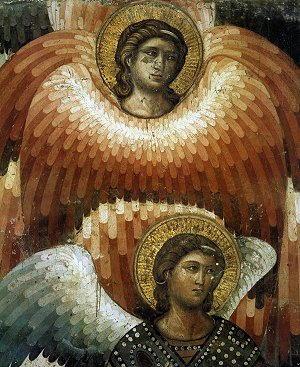 Dipinto di Pietro Cavallini