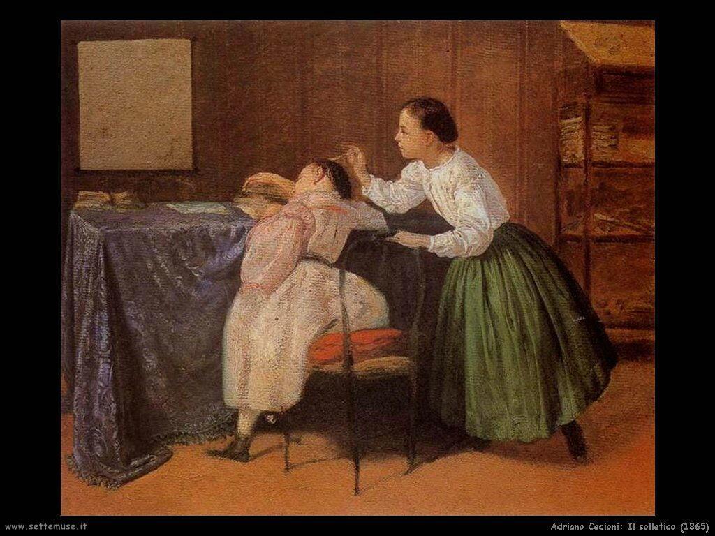 Il solletico (1865)