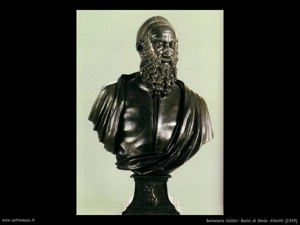 Busto di Bindo Altoviti (1549)