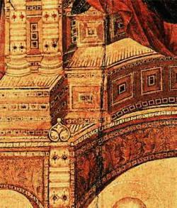 Pittura di Cenni di Pepo detto Cimabue