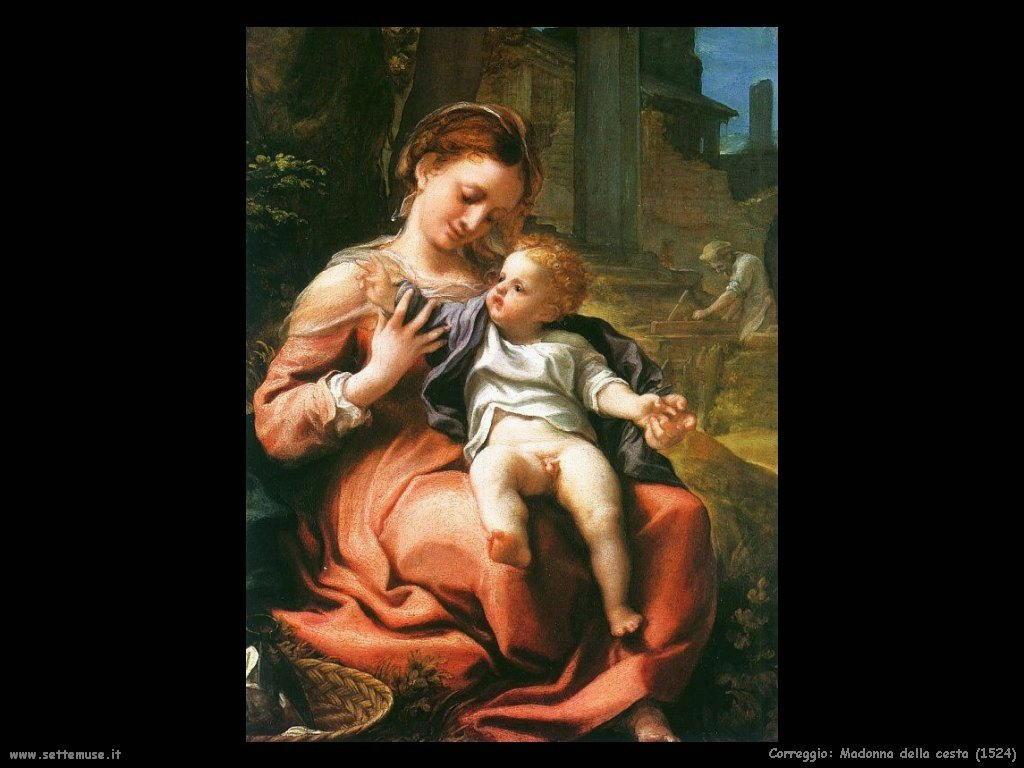 Madonna della cesta (1524)