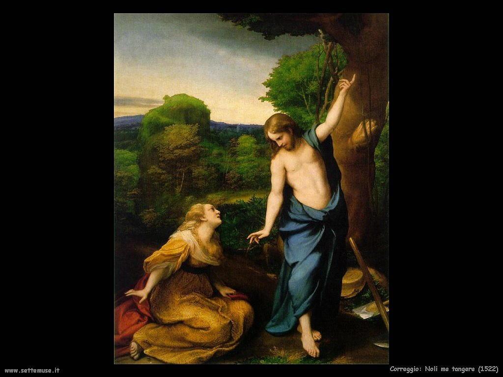 Noli me tangere (1522)
