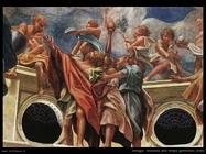 Assunzione della Vergine (particolare) (1530)