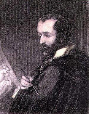 Ritratto di Antonio Allegri da Correggio