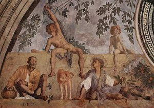 Pittura di Jacopo da Pontormo