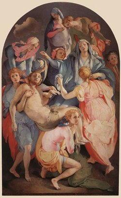 Opera di Jacopo da Pontormo