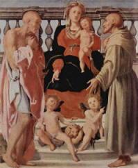 Quadro di Jacopo da Pontormo