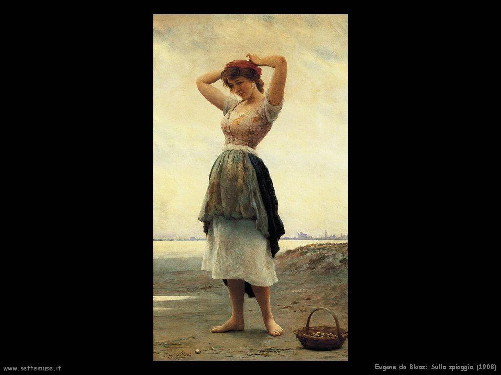 Sulla spiaggia (1908)