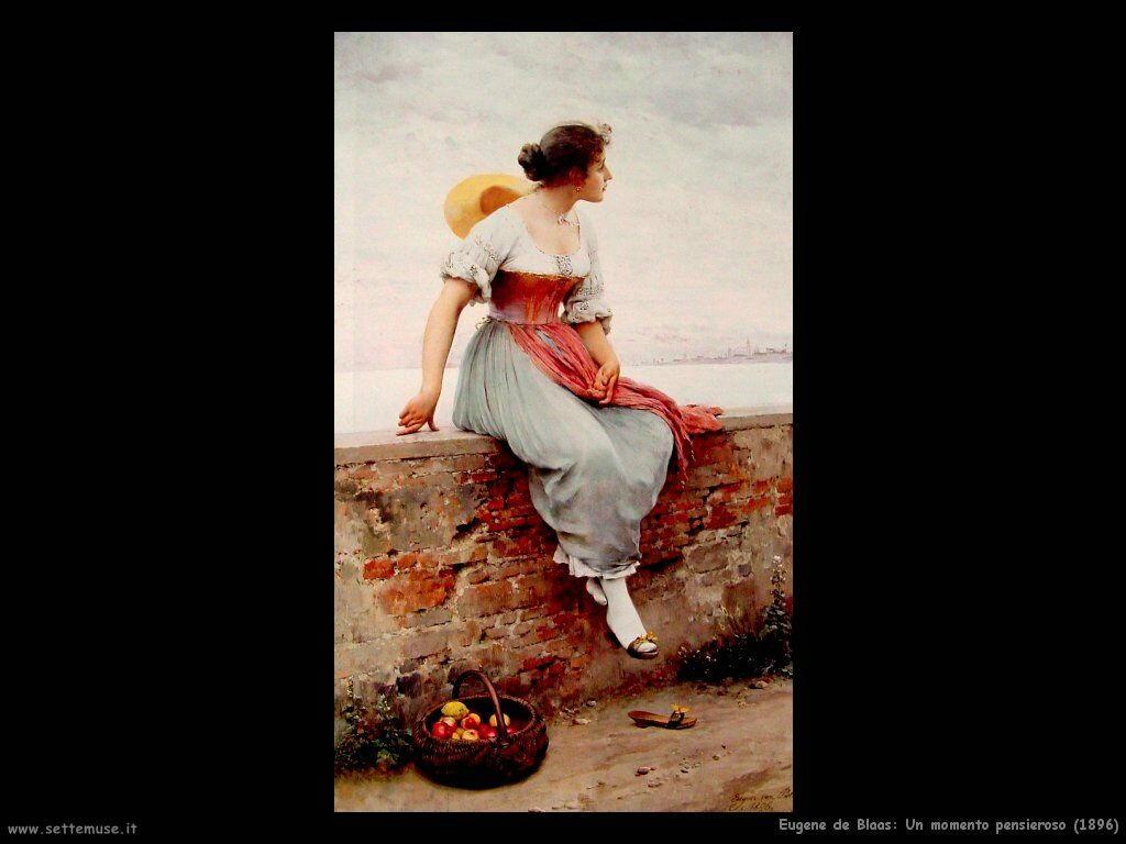 Momento pensieroso (1896)