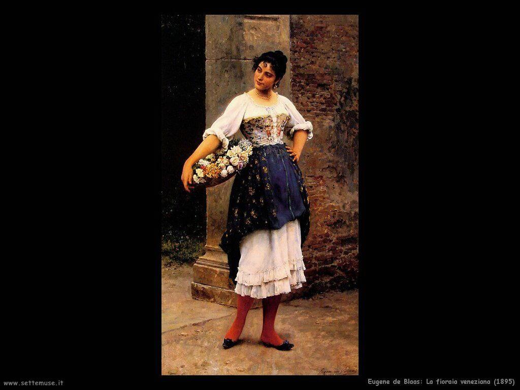 La fioraia Veneziana (1895)