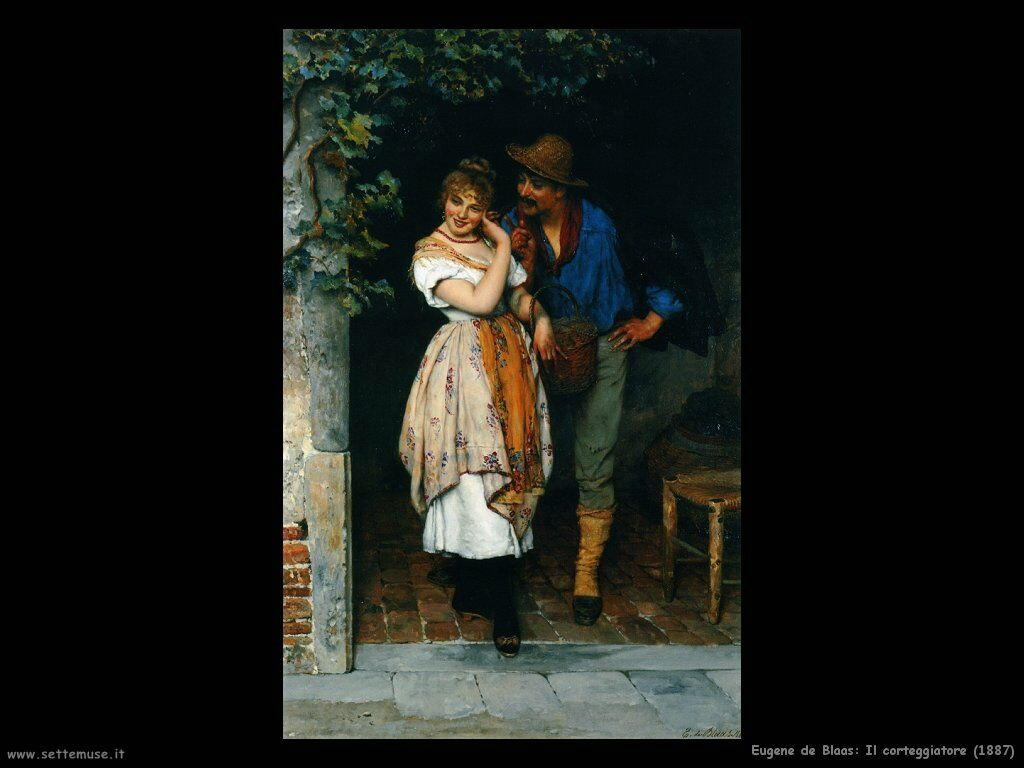 Il corteggiatore (1887)