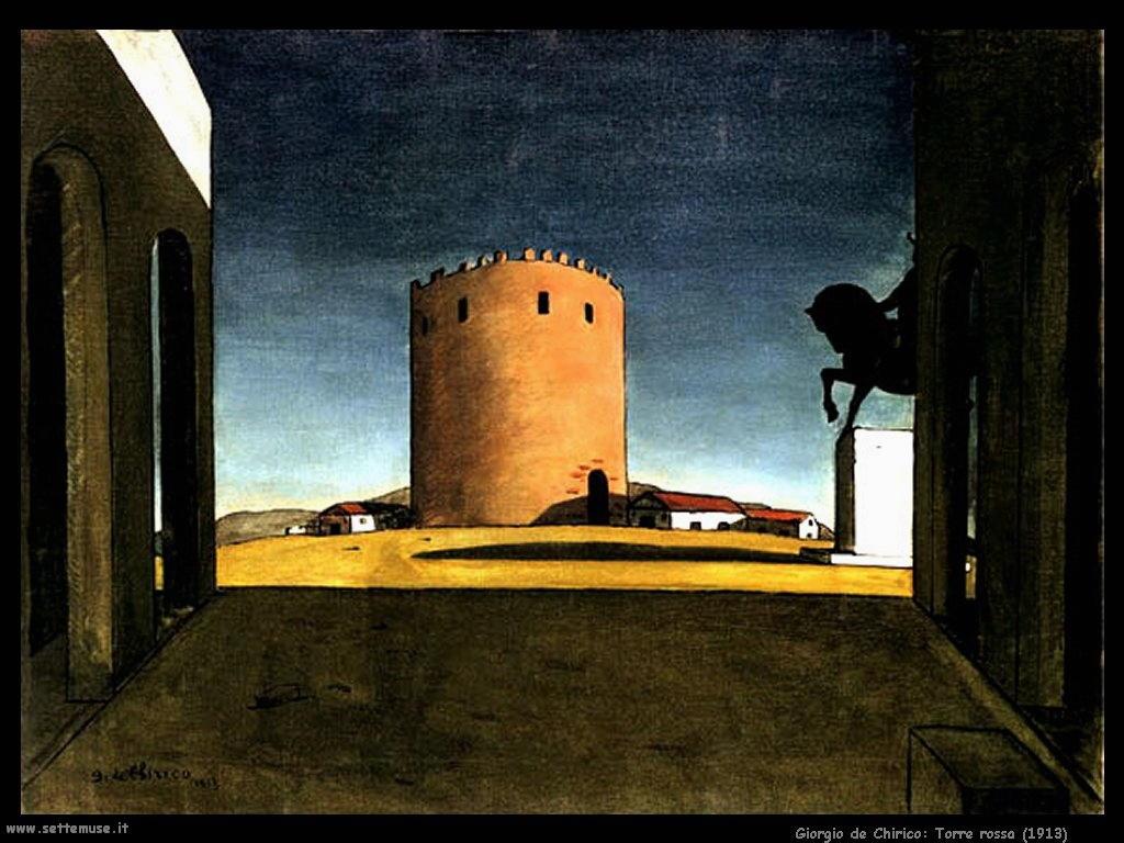 Torre rossa (1913)