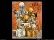 giorgio de chirico La famiglia del pittore (1926)
