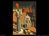 giorgio de chirico Le muse inquietanti (1917)