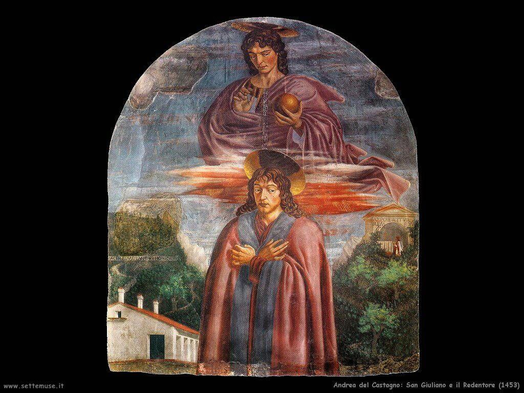San Giuliano e il Redentore (1453)