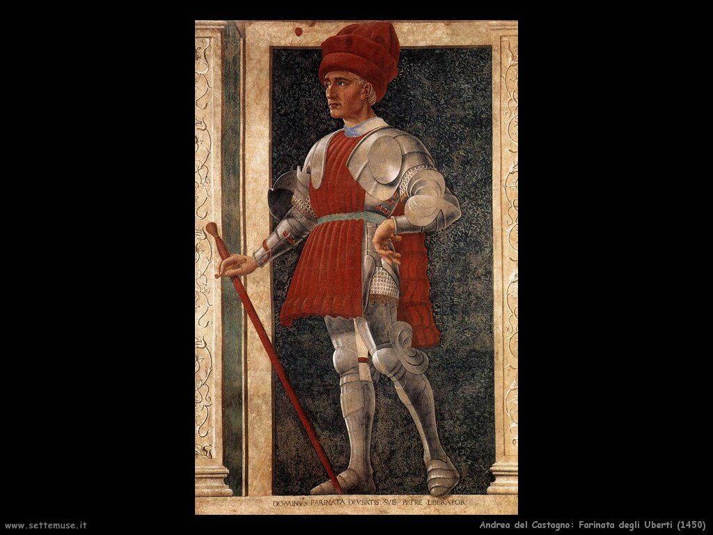Farinata degli Uberti (1450)