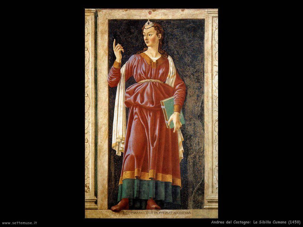 La Sibilla Cumana (1450)