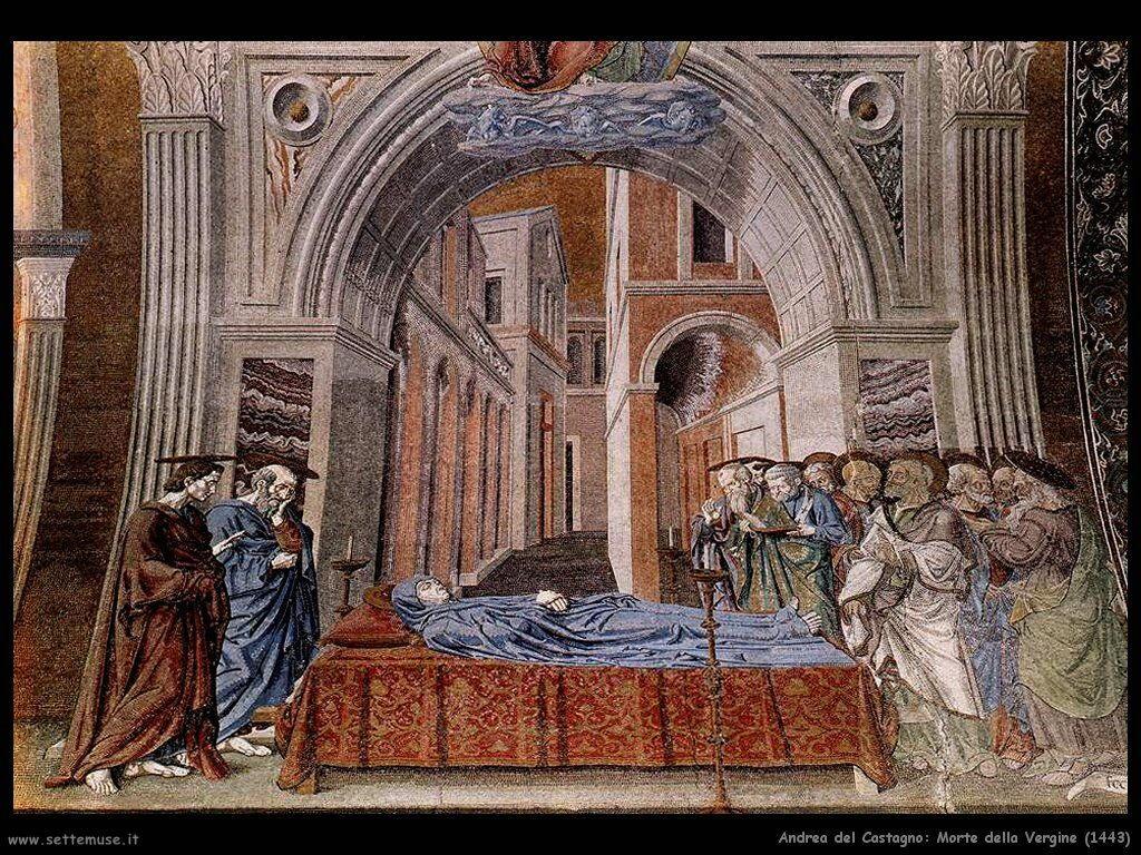 Morte della Vergine (1443)