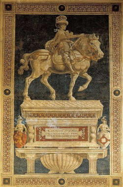Affresco di Andrea del Castagno