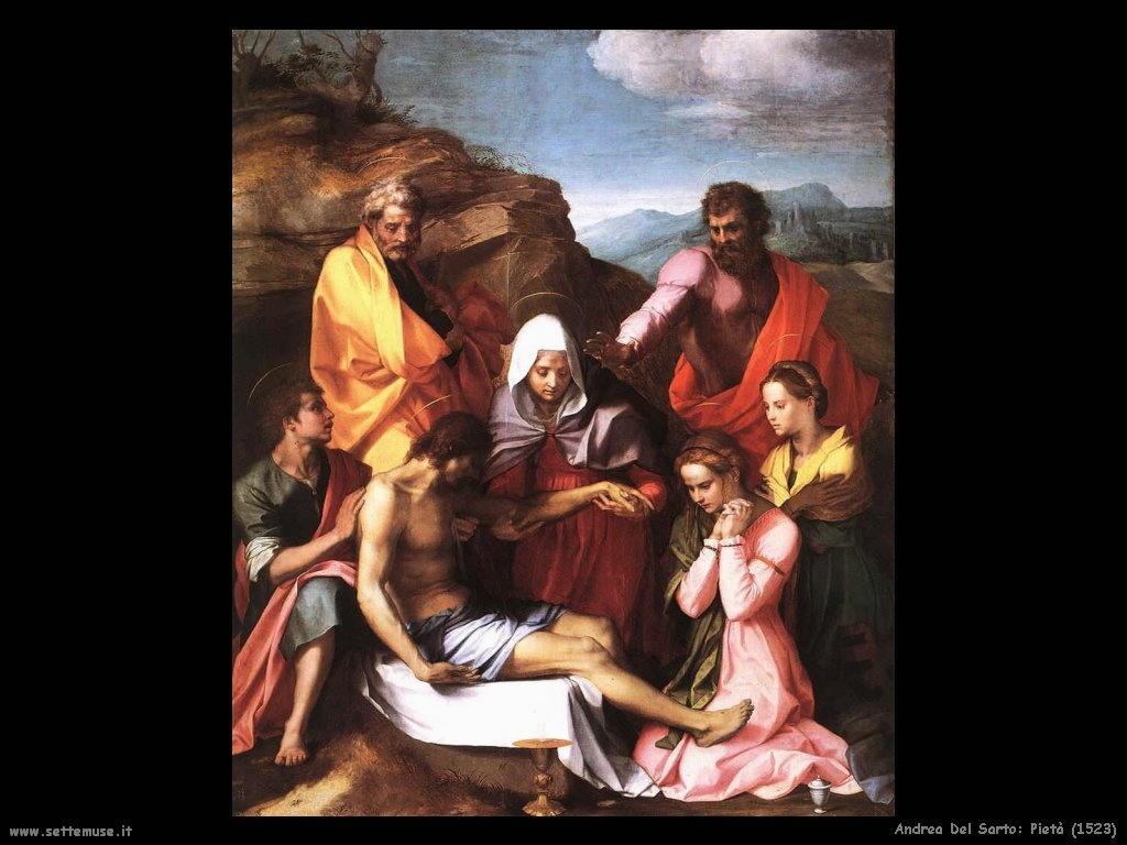 Pietà (1523)