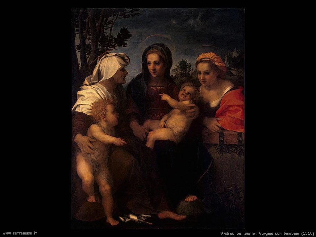 Vergine con bambino (1510)