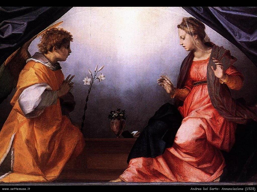 Annunciazione (1528)