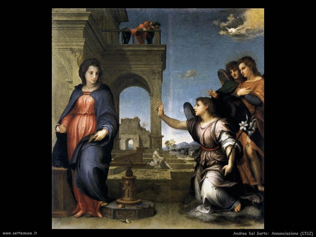 Annunciazione (1512)