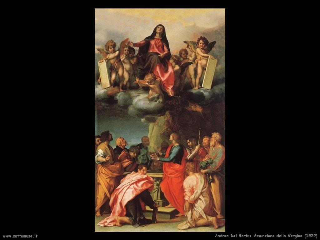 Assunzione della Vergine (1529)