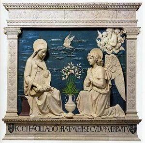Opera di Luca della Robbia
