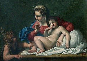 Dipinto del Domenichino