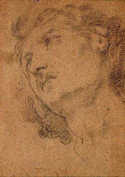 Disegno del Domenichino