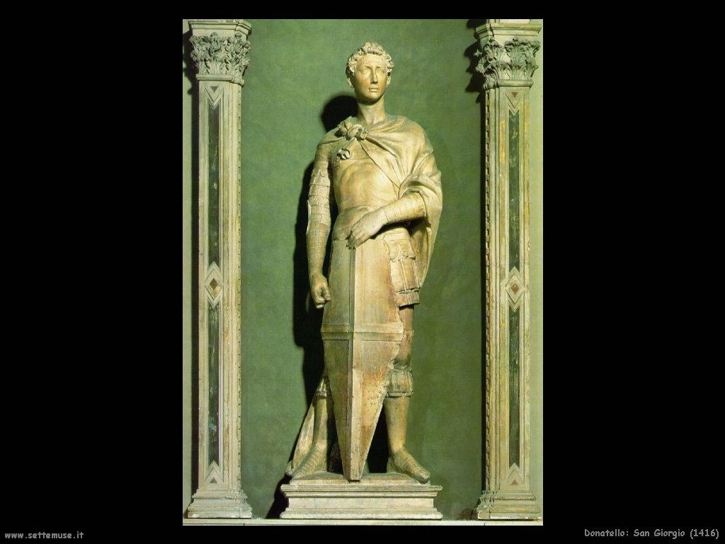 Statue David Donatello Scultore Biografia Opere Settemuse It