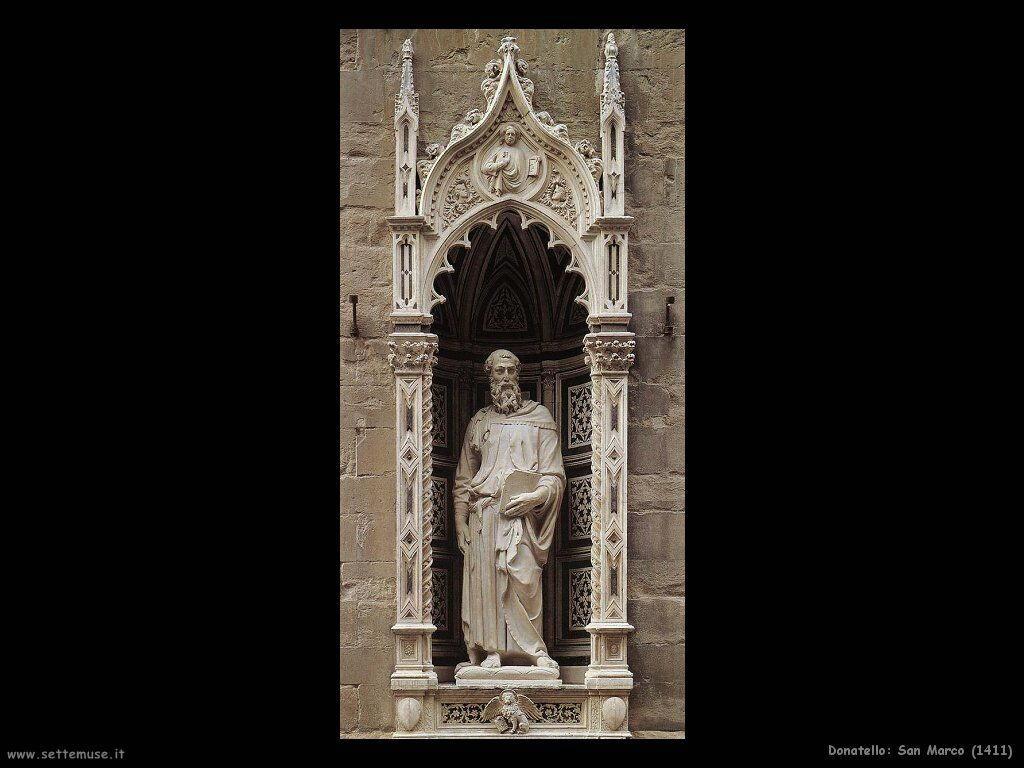 donatello San Marco (1411)