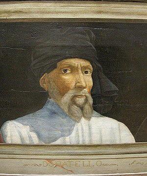 Ritratto di Donatello