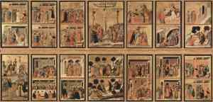 Opera di Duccio di Boninsegna
