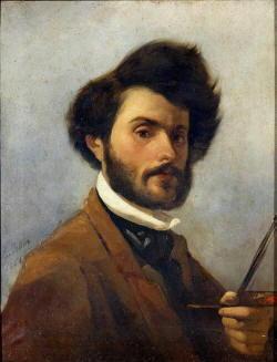 Ritratto di Giovanni Fattori