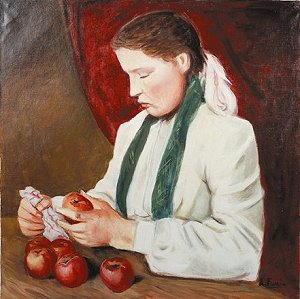 Pittura di Achille Funi