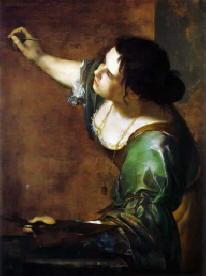 Dipinto di Artrmisia Gentileschi