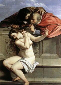 Opera di Artrmisia Gentileschi