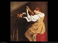 Orazio Gentileschi Suonatrice di liuto (1626)