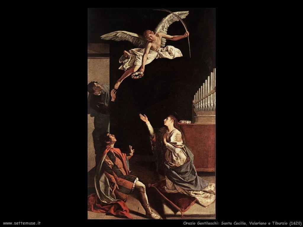Orazio Gentileschi 1620