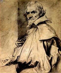 Ritratto di Orazio Gentileschi